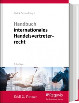 Handbuch internationales Handelsvertreterrecht | Rödl