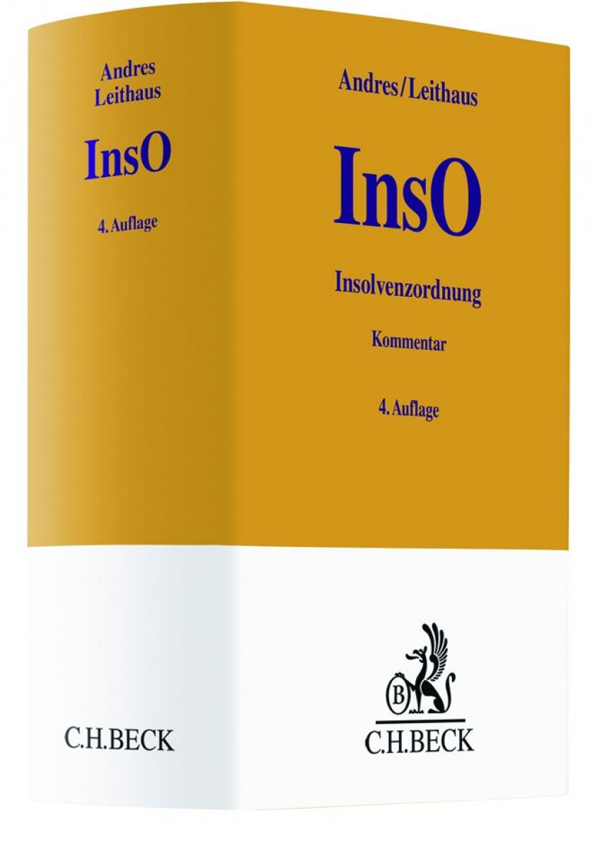 Insolvenzordnung (InsO) | Andres