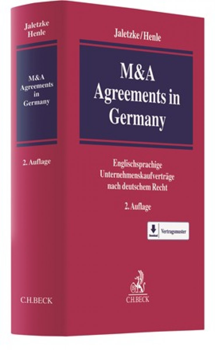 M&A Agreements in Germany | Jaletzke