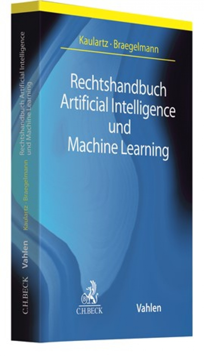Rechtshandbuch Artificial Intelligence und Machine Learning | Kaulartz